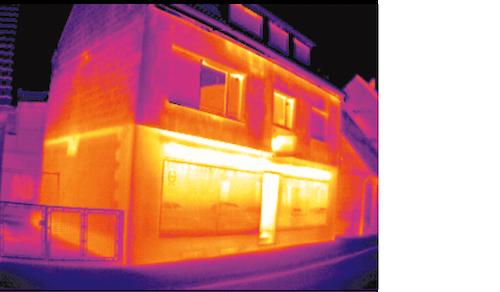 termografia qualitativa