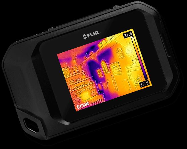Scheda Tecnica Termocamera FLIR C2