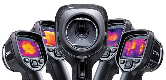 Termocamera usata FLIR E8