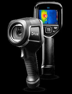 Termocamere FLIR serie Ex - FLIR E6