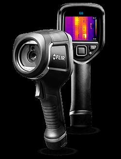 Termocamere FLIR serie Ex - FLIR E8