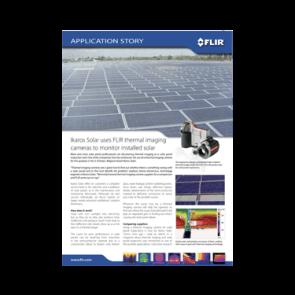 Termografia Controllo Impianti fotovoltaici