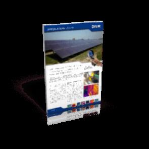 Termografia per individuare problemi negli impinati fotovoltaici