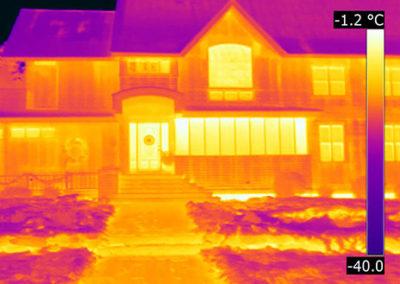 FLIR Exx - diagnosi energetica edifici