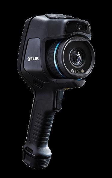 Termocamera FLIR E85 evoluta e completa