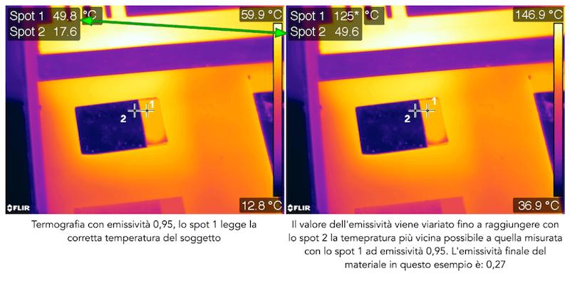 Emissività come misurarle -2