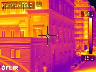 FLIR B250 Usata 25°