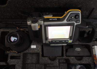 Termocamera B250 usata - foto 3