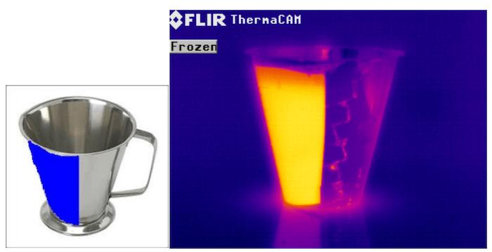 termografia ed emissività
