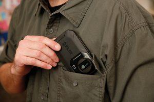 Termocamera FLIR C2 > la termocamera tascabile