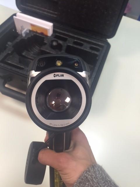 Termocamera Usata FLIR E50bx