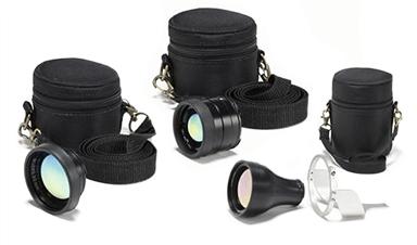 Termocamera FLIR E40bx con ottiche intercambiabili