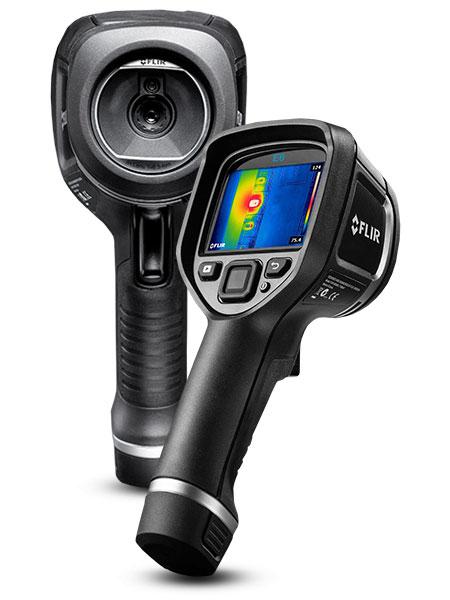 Termocamera FLIR E6 Frontale