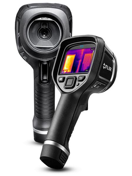 Termocamera FLIR E5 Frontale