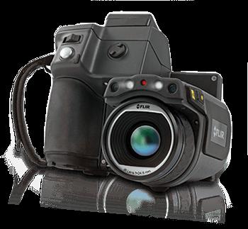 Termocamera FLIR T640 usata