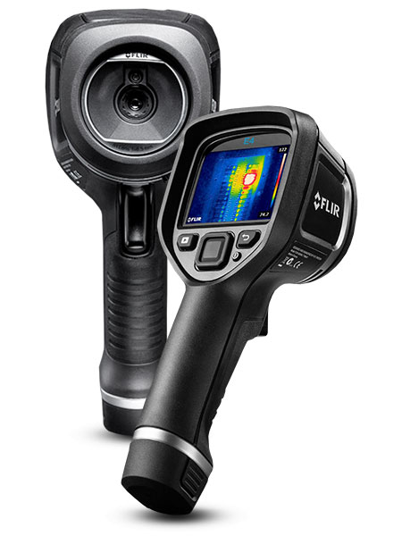 Termocamera FLIR E4 Frontale