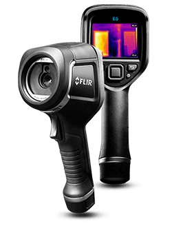 Termocamere FLIR serie Ex - FLIR E5