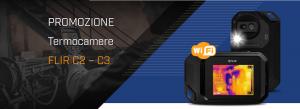 Termocamere FLIR C2-C3 con prezzi in offerta