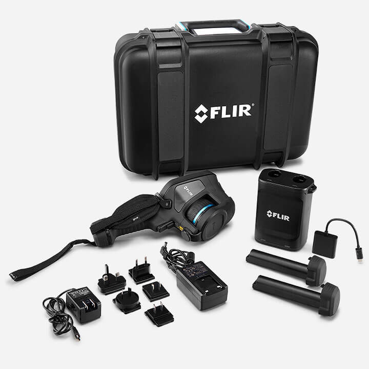 Termocamera FLIR E75 Contenuto della confezione