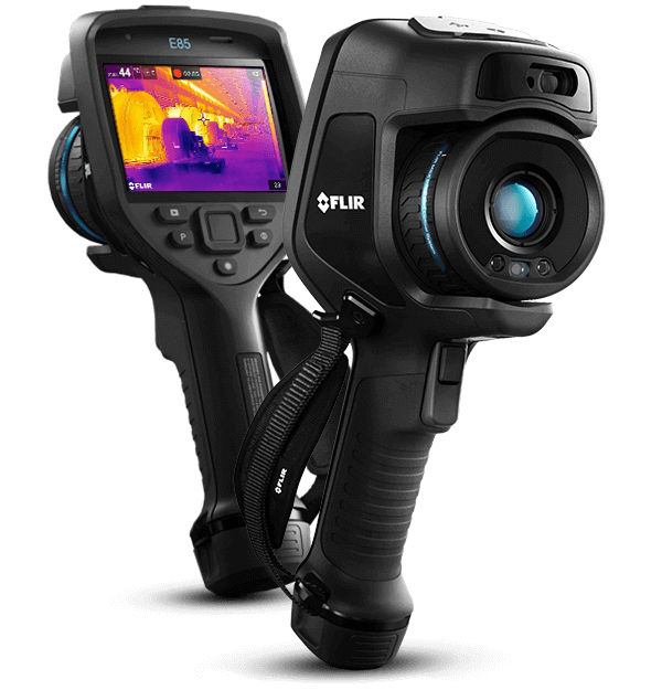 Termocamere FLIR Exx frontale