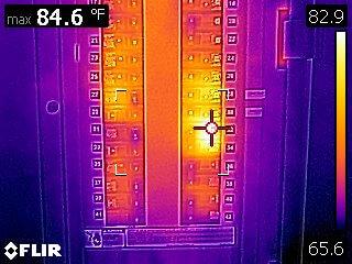 FLIR C3 - Misura di temperatura
