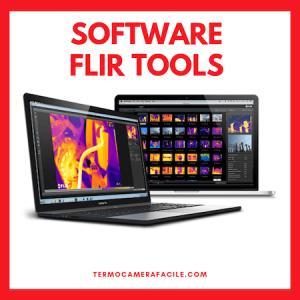 FLIR TOOLS - software termografia