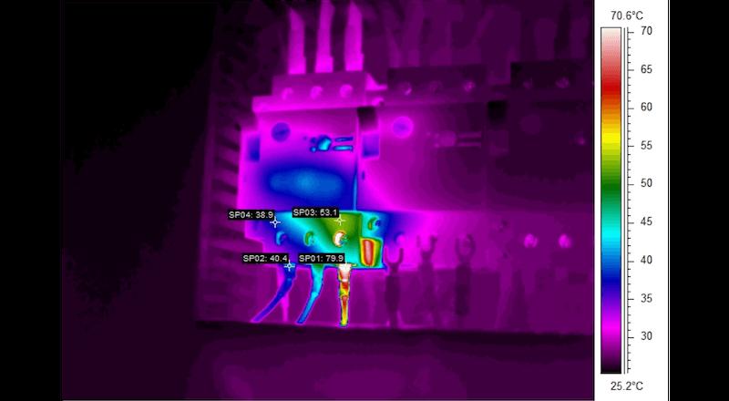 analisi termografica quantitativa componente -2