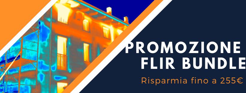 Pomozione FLIR Bundle ottobre 2019