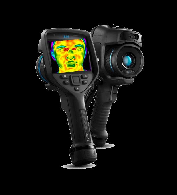 termocamera per corona virus e temperatura corporea