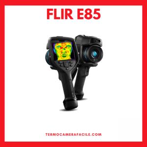 Termoscanner covid19 FLIR E85