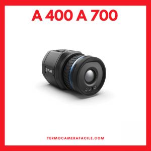 Termoscanner fisso covid 19 FLIR A 400 A 700