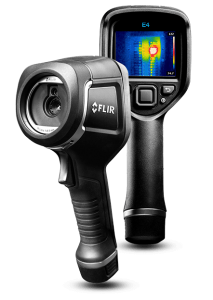 Termocamera FLIR E4