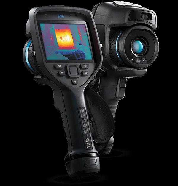 FLIR E86 Termocamera serie exx