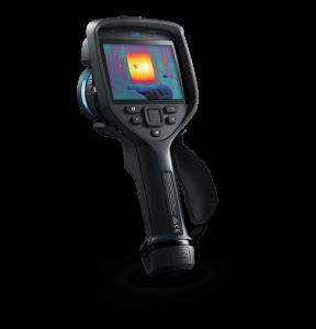 Termocamera FLIR E86 per l'edilizia e l'impiantistica