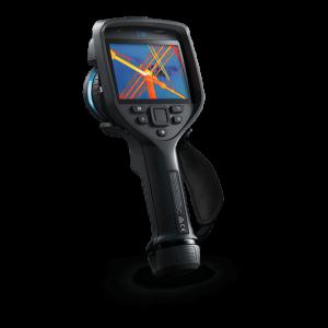 Termocamera FLIR E96 per la termografia edile ed industriale