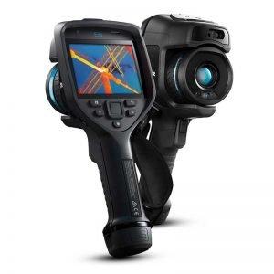 Termocamere FLIR E54 - E76 - E86 - E96 - Prezzo e caratteristiche principali a confronto