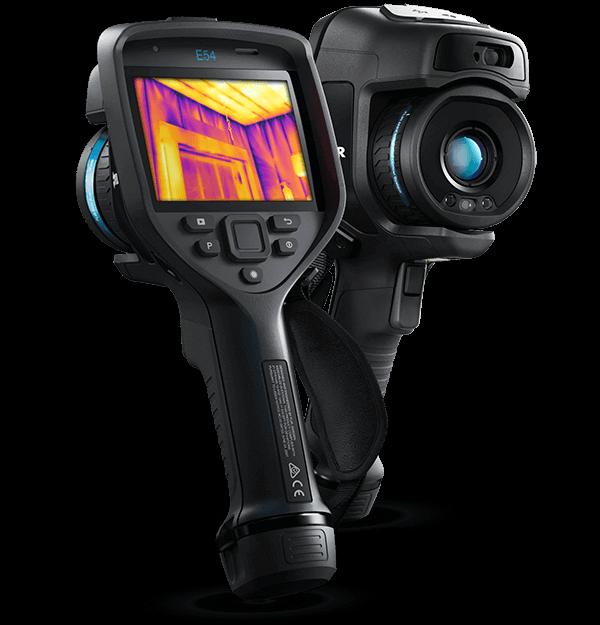 FLIR E54 - Termocamera serie Exx