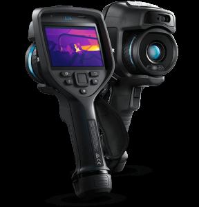 FLIR E76 - Termocamera serie Exx