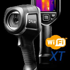 Termocamera FLIR E8 XT