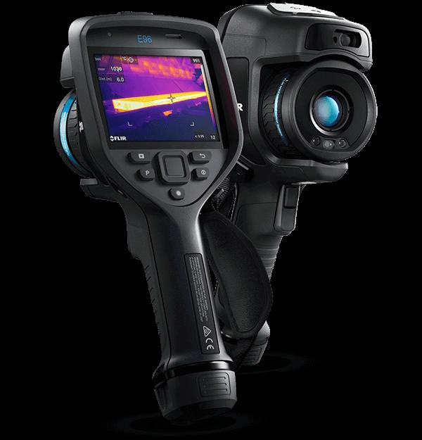FLIR E96 - Termocamera serie Exx