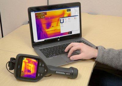 FLIR Exx – software e videocorsi in dotazione