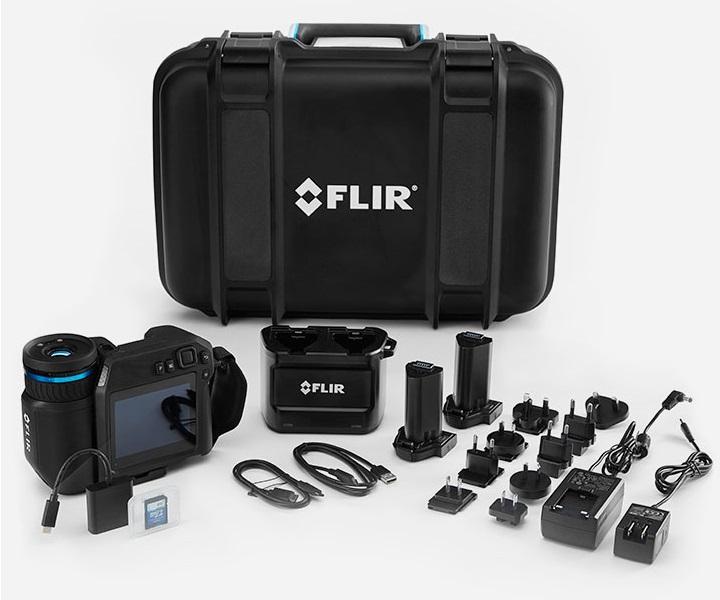 FLIR T560 Contenuto confezione