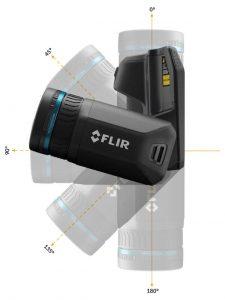 Termocamera FLIR T560 la nuova frontiera della termografia