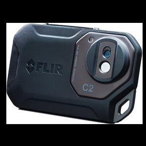 Manuale termocamera FLIR C2