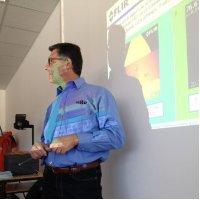 Corso di termografia con Roberto Rinaldi foto