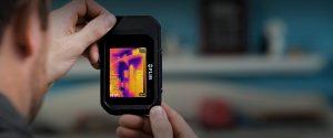 Termocamera FLIR C2 Slider