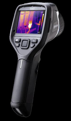 Termocamera FLIR E40 usata
