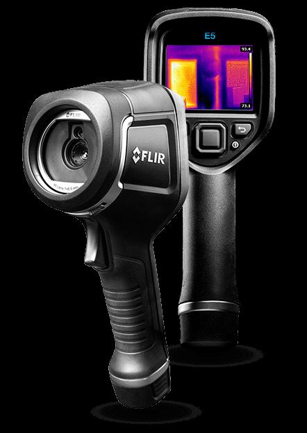 Termocamera FLIR E5