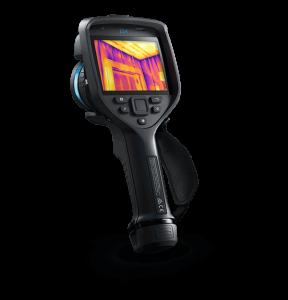 Termocamera FLIR E54 per la termografia professionale
