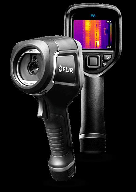 Termocamera FLIR E8